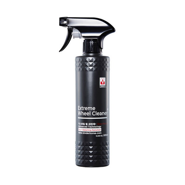 EXTREME WHEEL CLEANER+/ Čistič kolies Extrem + 500 ml Binder