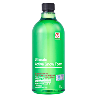 ULTIMATE ACTIVE SNOW FOAM/ Aktívna pena 1L Fireball