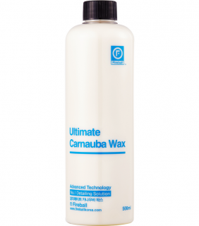 ULTIMATE CARNAUBA WAX/ Tekutý vosk 500 ml Fireball