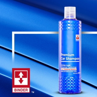 PREMIUM CAR SHAMPOO/ Šampón 500 ml Binder