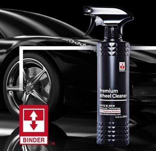 PREMIUM WHEEL CLEANER/ Čistič kolies  500 ml Binder