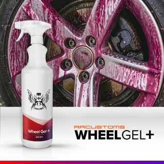WHEEL GEL PLUS/ Čistič diskov plus 1L RRC