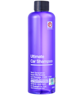 ULTIMATE CAR SHAMPOO/ Šampón 500ml Fireball