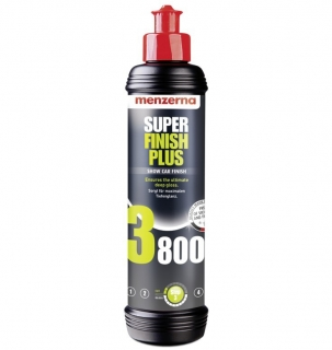Menzerna SUPER FINISH PLUS 3800 - Dokončovacia pasta 3800 250 ml