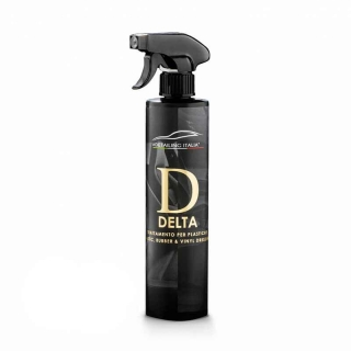 Goldetail DELTA INTERIOR DRESSING - Oživovač plastov a gumy 500 ml
