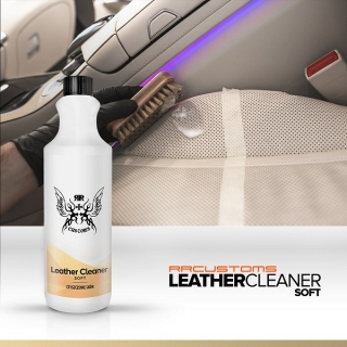 LEATHER CLEANER SOFT/ Čistič kože soft 1L RRC