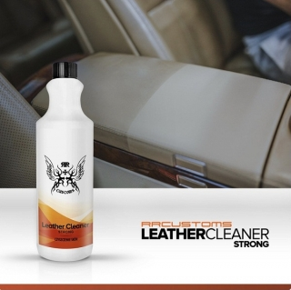 LEATHER CLEANER STRONG/ Čistič kože strong 1L RRC